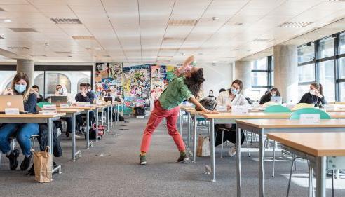 Collectif A/R @David VENIER - Université Jean Moulin Lyon 3