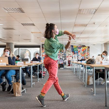 Collectif A/R © David VENIER - Université Jean Moulin Lyon 3