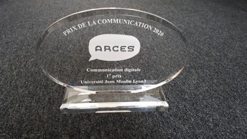Visuel Prix ARCES
