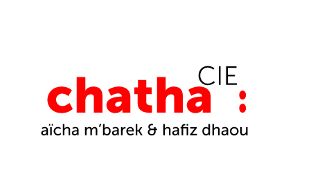 Logo Cie CHATHA - Aicha M'barek & Hafiz Dhaou