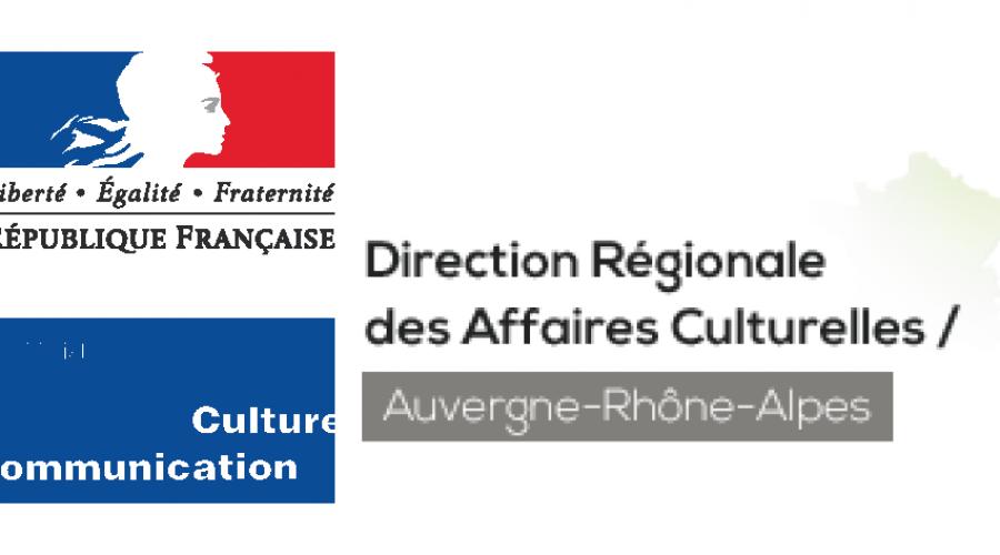 Logo DRAC - Auvergne Rhône-Alpes