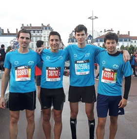 Run In Lyon 2016