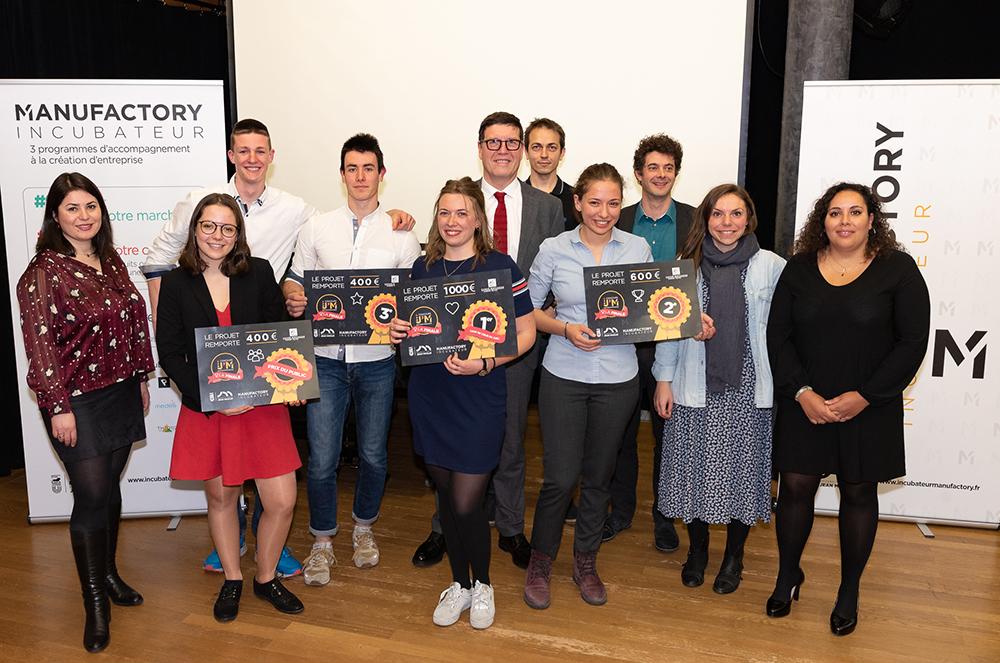Concours J'M Entreprendre 2020