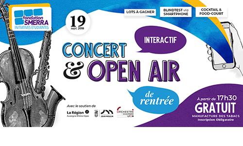 Concert interactif de l'Orchestre de Chambre de Lyon