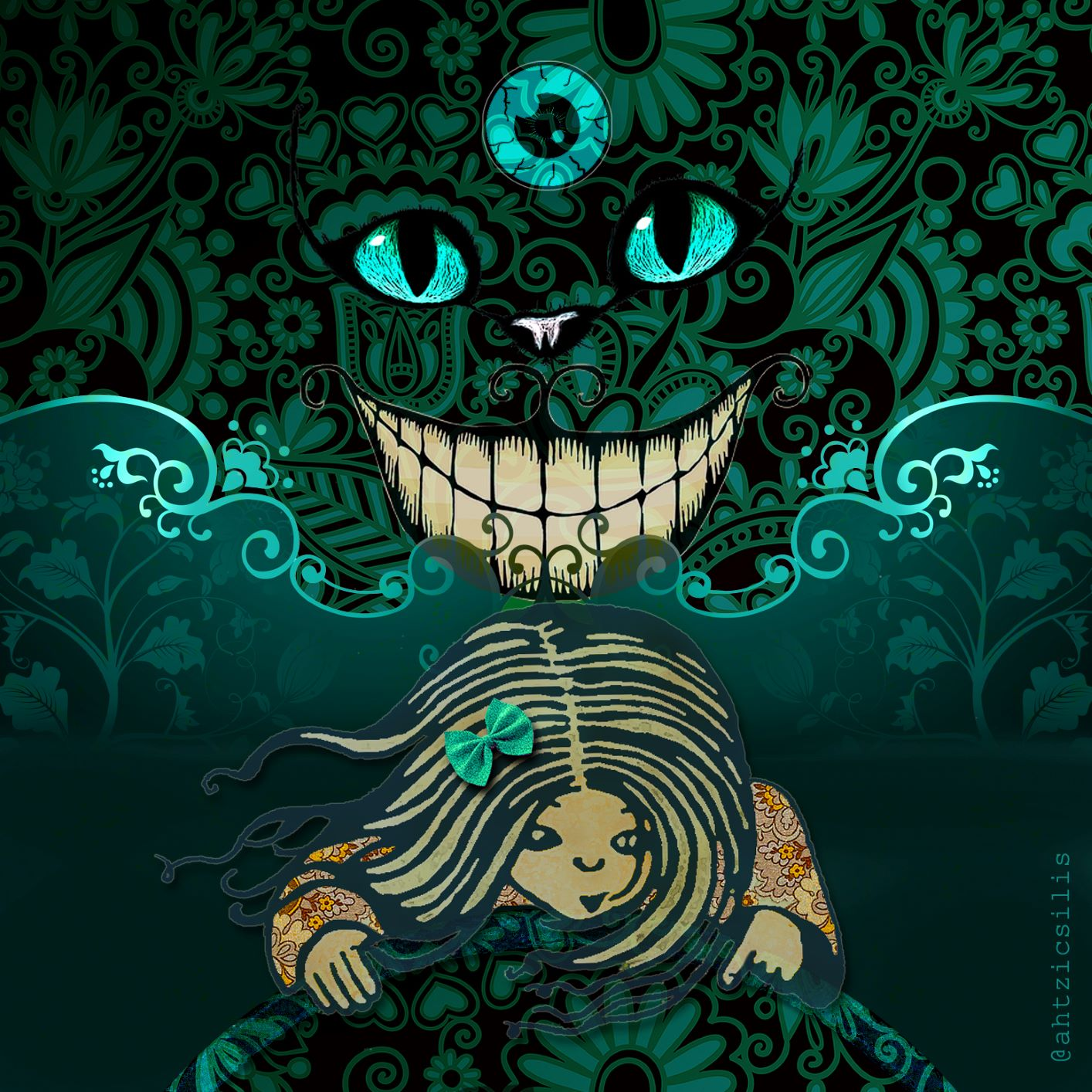 Wonderland © Ahtzic SILIS