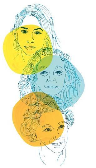 Trois femmes - visuel officiel