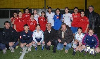 Futsal Ladies 2012