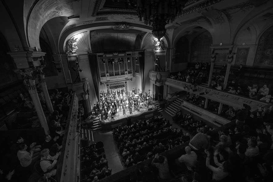 L'Orchestre de Chambre de Lyon © Guillaume Perret