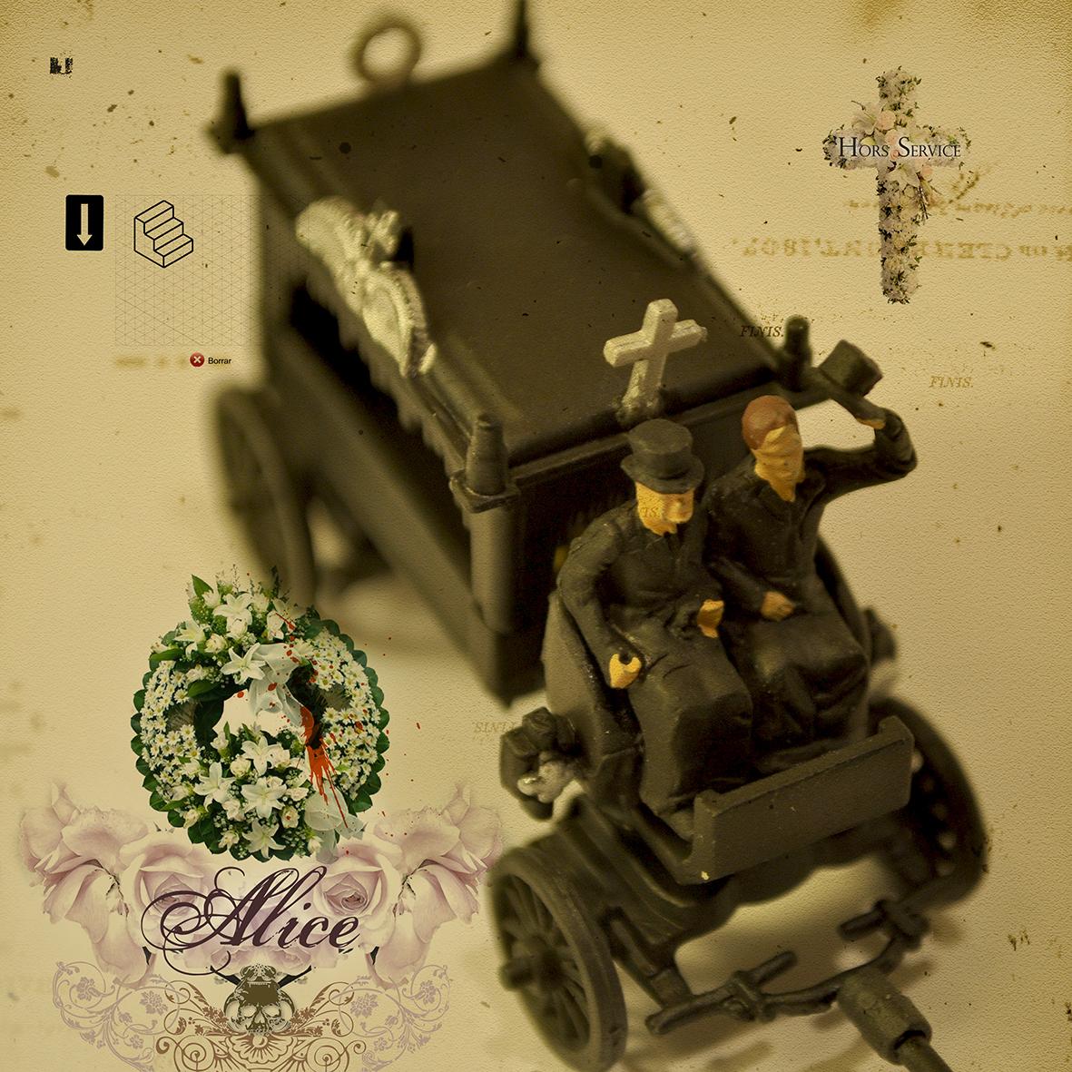 Alice et le deuil de Kral Seker - page