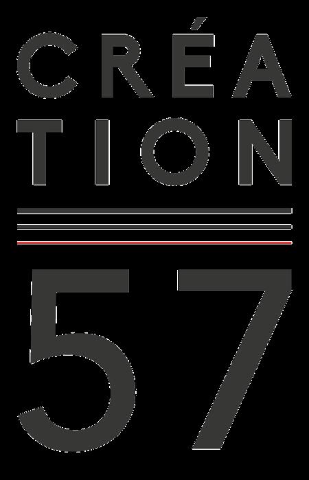Création 57 - Logo Galerie