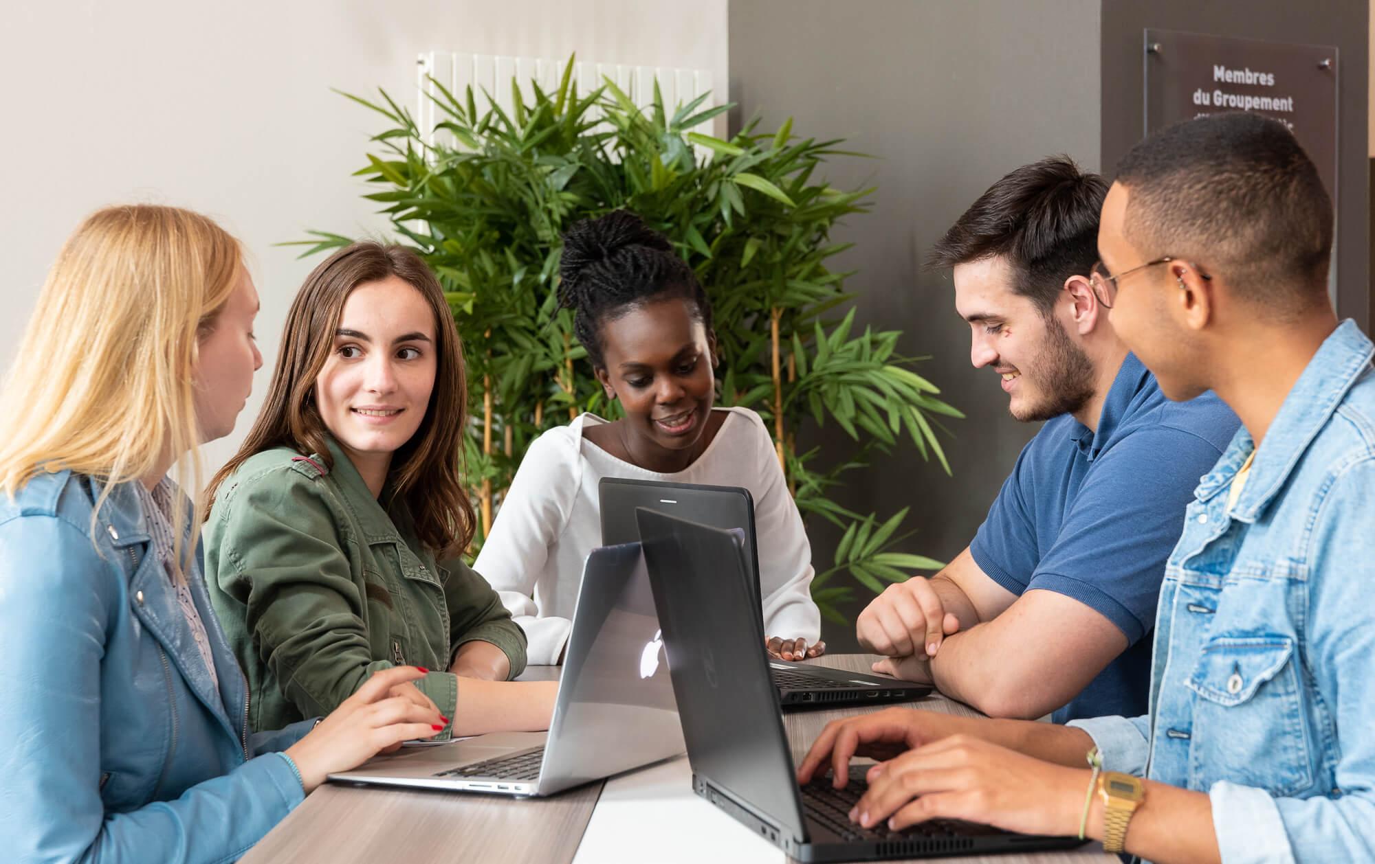 Etudiants Campus de Bourg-en-Bresse