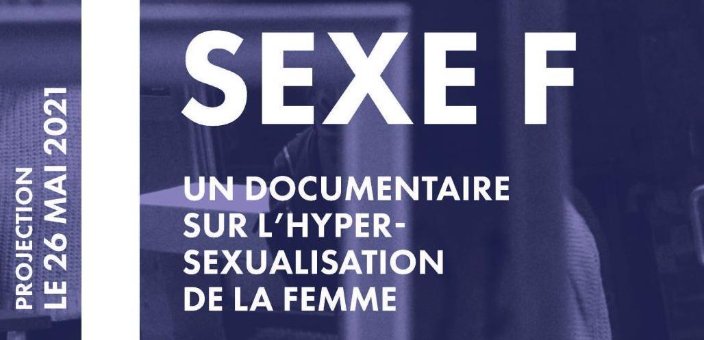 Affiche Sexe F. Doc