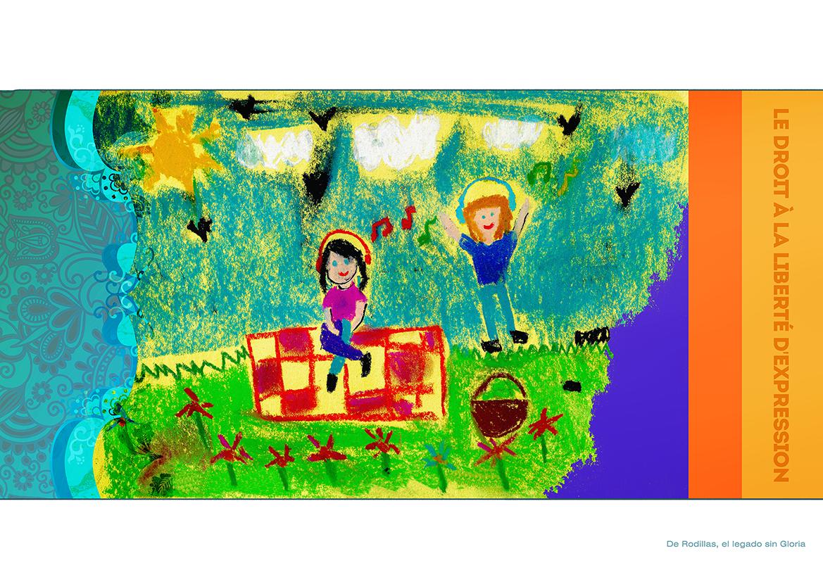 Les Droits de l'Enfant ©Ahtzic SILIS