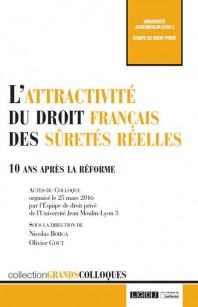 Attractivité du droit français des suretes reellles