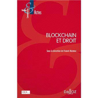 Blockchain et droit