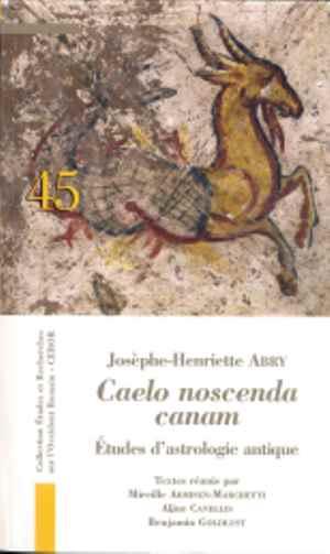 CAELO NOSCENDA CANAM