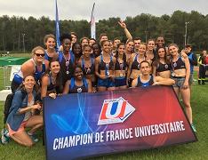 CFU 2017 Equipe AS UDL