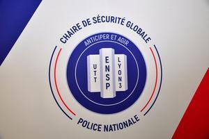 Chaire de recherche police nationale