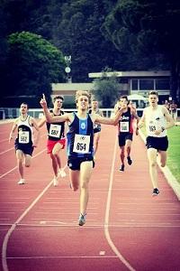Charlie Messaï  : Champion de France U au 1500m