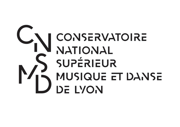 Logo CNSMD - Conservatoire National Supérieur Musique et Danse de Lyon