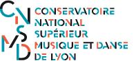 Logo CNSMD de Lyon