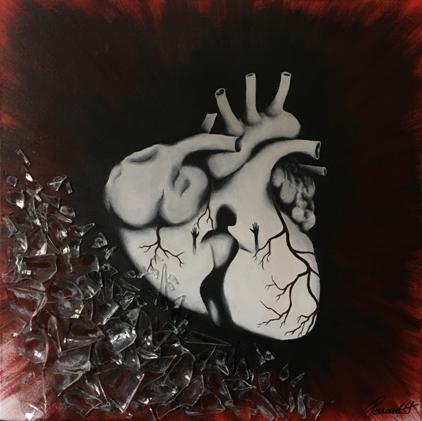 Coralie PERRAULT, Le cœur singulier