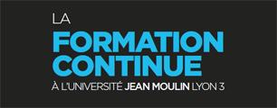 La formation continue à l'Université Jean Moulin Lyon 3