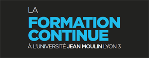 La formation continue à l'Université Jean Moulin Lyon 3