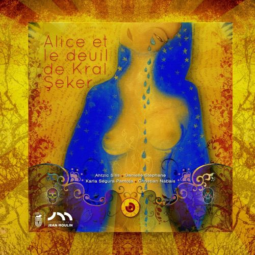 Alice et le deuil de Kral Seker - couverture