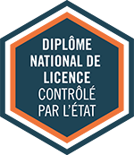 Diplôme National de la Licence contrôlé par l'Etat