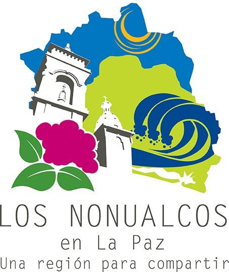 Logo Los Nonualcos en La Paz - Una region para compartir