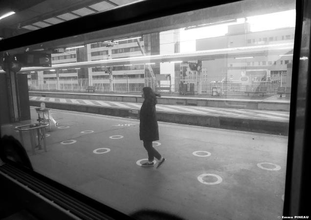 Codes de vie © Emma PINEAU