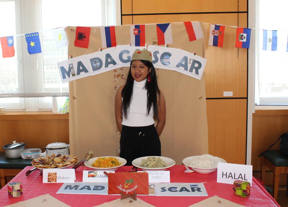 Madagascar vainqueur Concours cuisine iaelyon