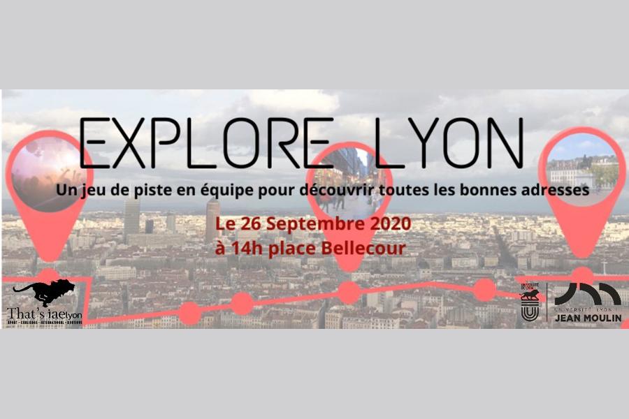 Explore Lyon