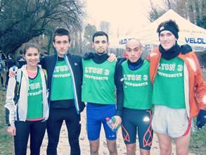 Cross FFSU Grenoble