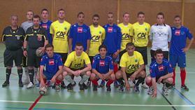 Finale Futsal Rhône Alpes /Auvergne 2012