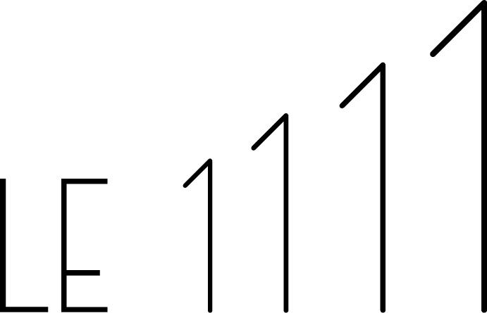 Logo Galerie LE 1111 - Céline Moine Laurent Giros Fine Art