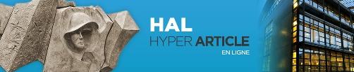 Hyper Article en Ligne (HAL)