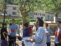 Briefing Run & Bike