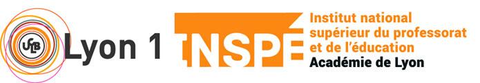 Logo Lyon 1 - INSPE