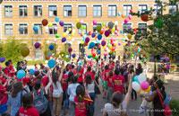 Visuel Fête des solidarités locales AFEV - Université Jean Moulin Lyon 3