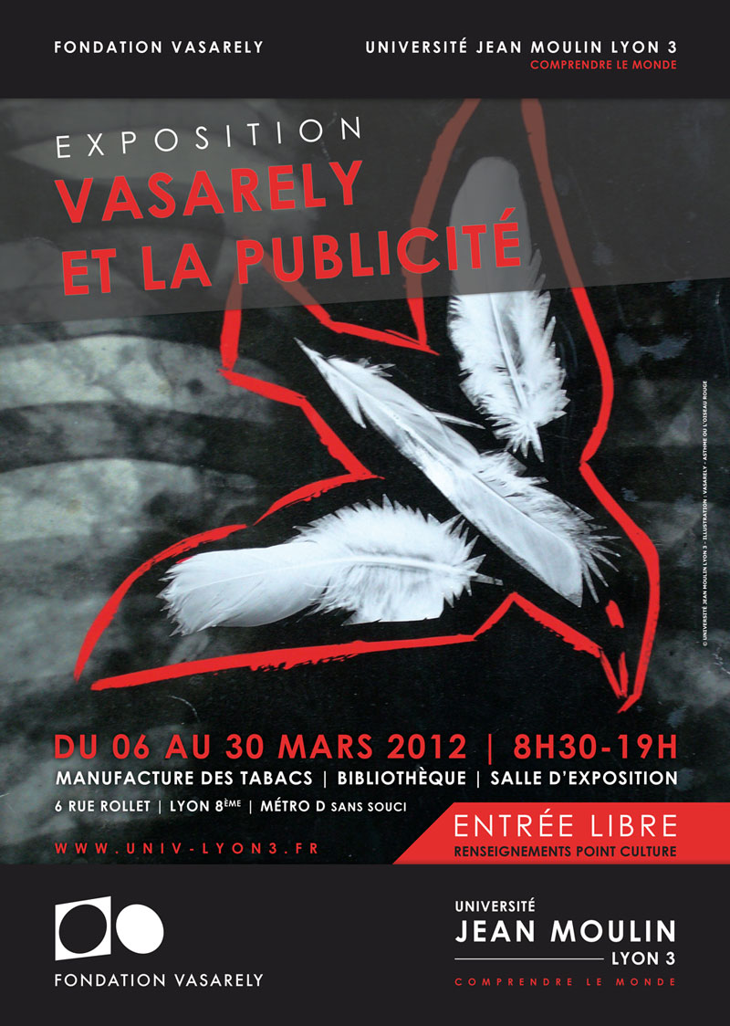 Affiche Vasarely