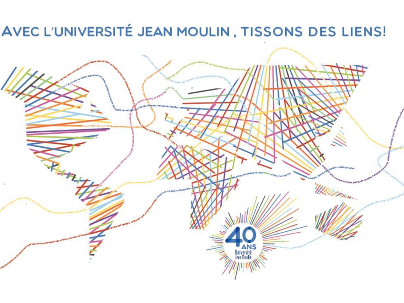 Visuel 40 ans Lyon 3