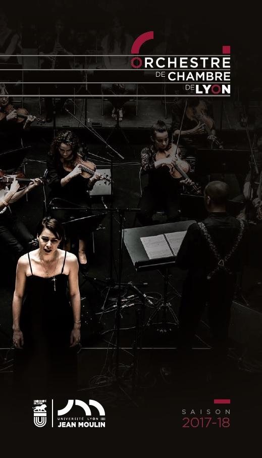Photo concert d'ouverture Orchestre de Chambre de Lyon
