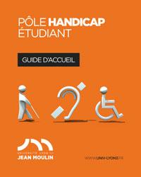 Guide d'accueil de l'étudiant handicapé