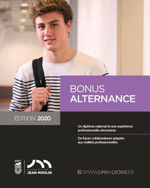 Bonus alternance 2020