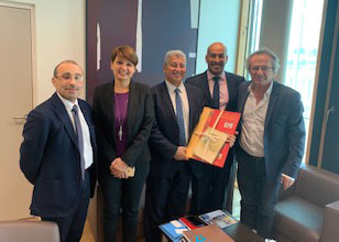 Rencontre UdL - Bureau culturel Ambassade du Koweït en France