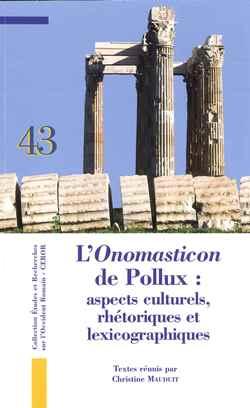 L'onomasticon de Pollux