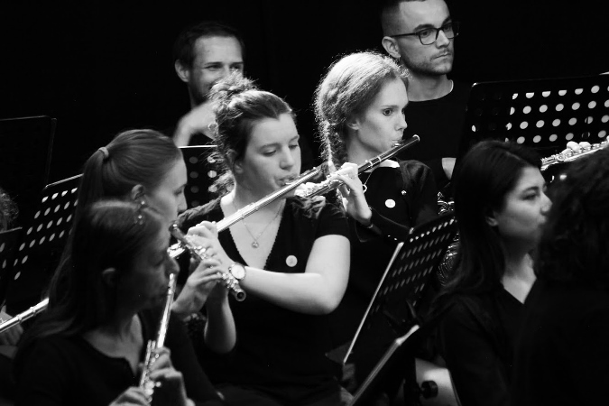 Lyon 3 Orchestra ©Viola SADOWSKI