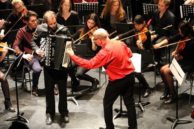 Orchestre étudiant Jean Moulin Lyon 3 @Viola SADOWSKI